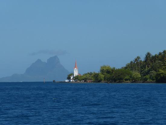 Tahaa and Bora Bora - Lemon Grass-Crusted Tuna recipe from Tahiti at FreshFoodinaFlash.com