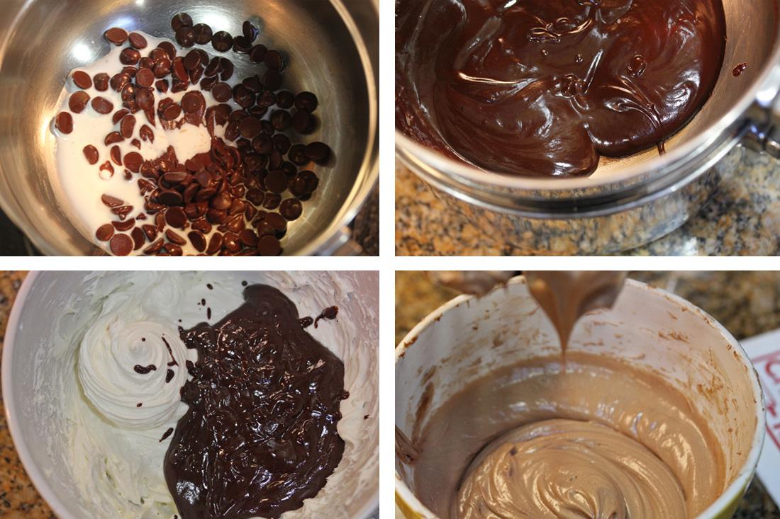 Chocolate Samoa Cake with Hazelnuts and Fresh Coconut recipe at FreshFoodinaFlash.com
