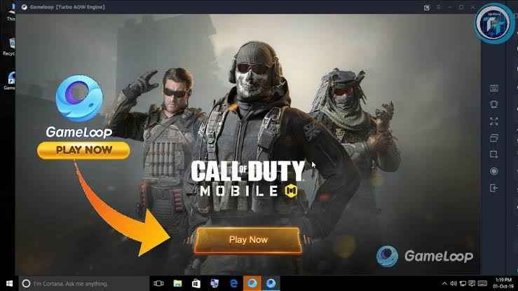 How to Download and Play Call of Duty Mobile on PC Steps: