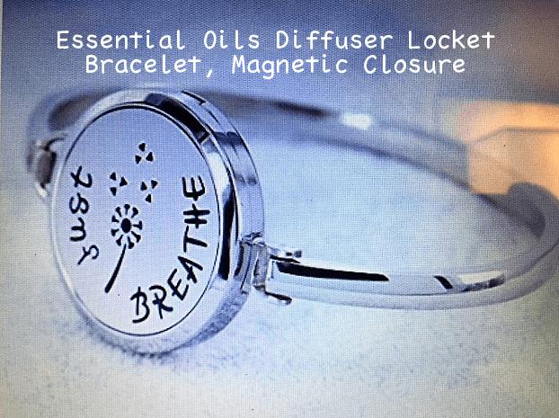 Winner of EO Diffuser Locket Bracelet!  ❤️