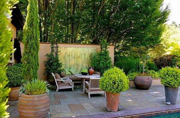 Sitzplätze Im Garten Margeraniums Gartenblog