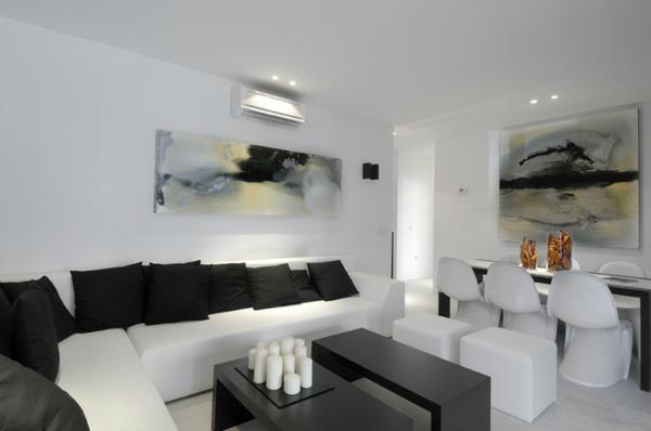 Schwarz Wei 223 Einrichtungsstil 18 Schicke Ideen F 252 R Ihr Interieur