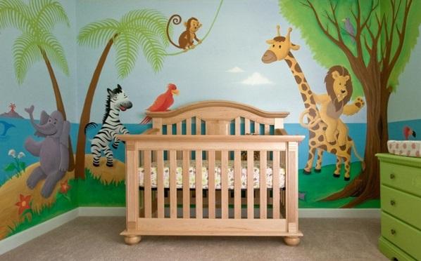 Babyzimmer ideen wandgestaltung dschungel  nxsone45 – Sayfa 120 – nxsone45