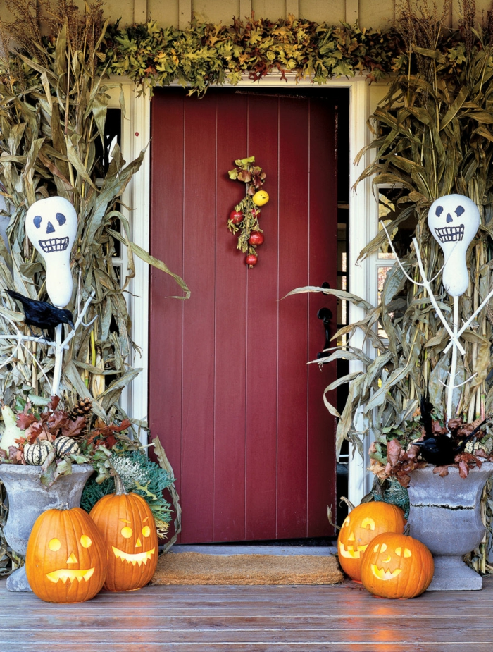Fall Outdoor Decorating Ideas Pinterest