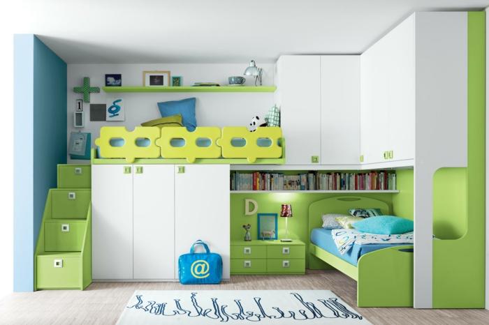 Etagenbett Kinder Mit Schrank : Home decor ideeën etagenbett mit schrank
