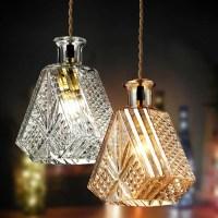42 Deko Ideen für DIY Lampen und Leuchten aus Glasflaschen