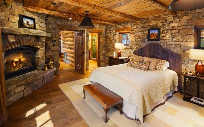 Schlafzimmer Landhausstil 55 Beispiele Fr Gemtliches