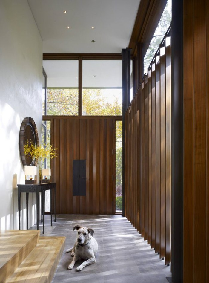 Eingangsbereich Und Flur Gestalten In 42 Beispielen