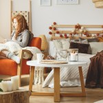 Herbstdeko Im Wohnzimmer Jetzt Wird S Gemutlich Fresh Ideen Fur Das Interieur Dekoration Und Landschaft