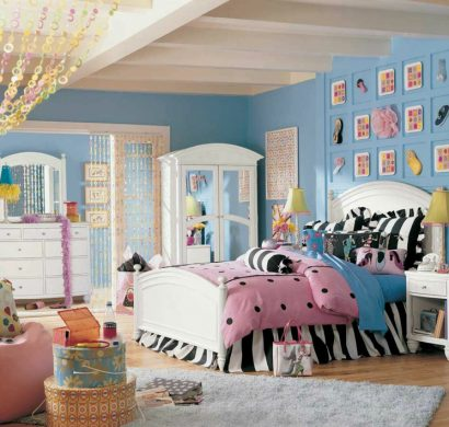 Chambre Fille Ado 30 Ides De Design Magnifique