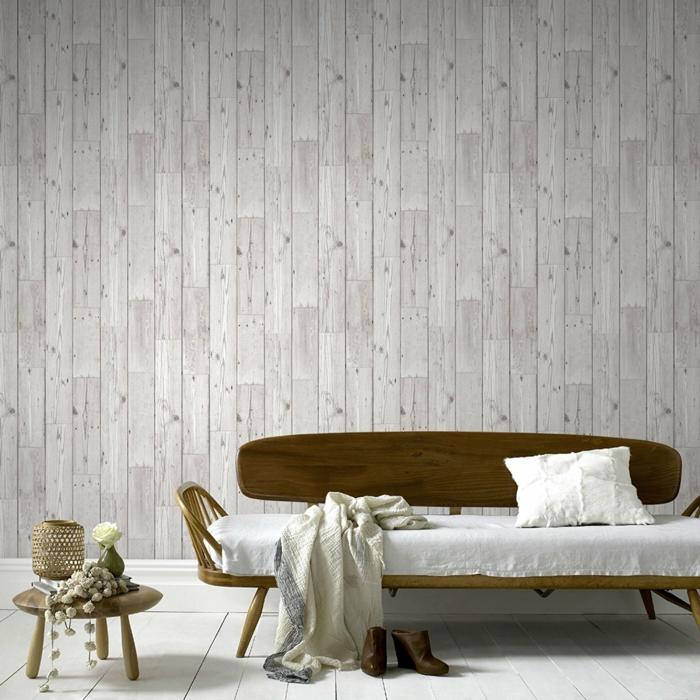papier peint imitation bois importez