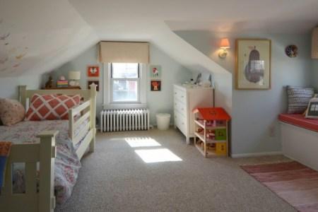 Best Home Design » chambre enfant mansarde
