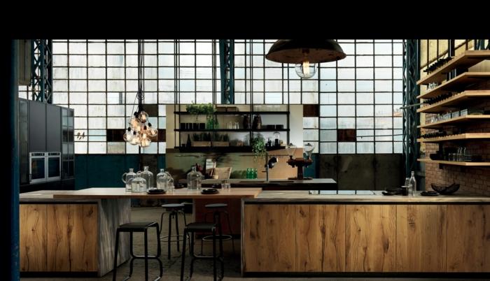 Cuisine Style Industriel 50 Coups De Coeur Pour L