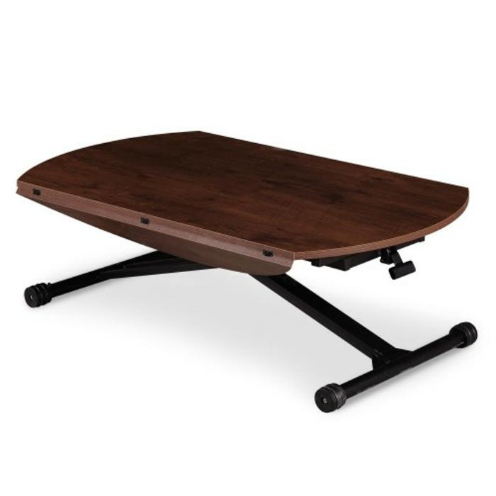 la table basse relevable extensible 2