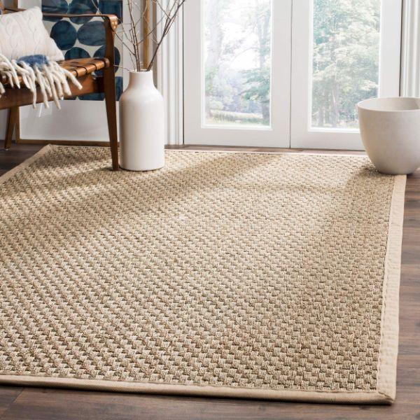 tapis fibre naturelle idees pour une