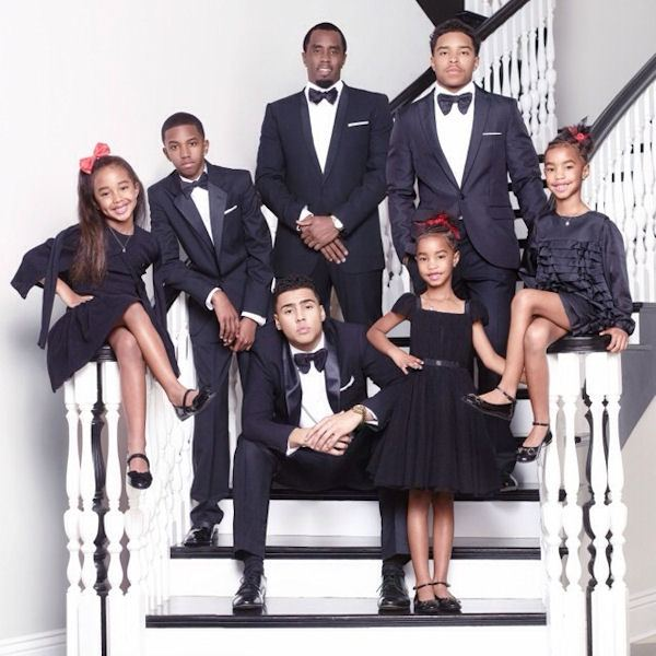 Christmas Card photo from the Combs family!