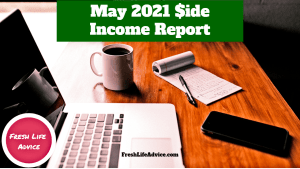 May 2021 Side Income