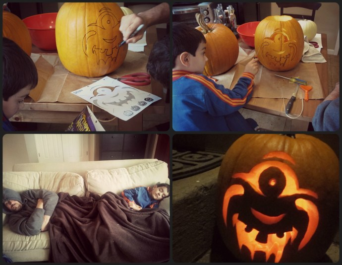Pumpkin Carving!
