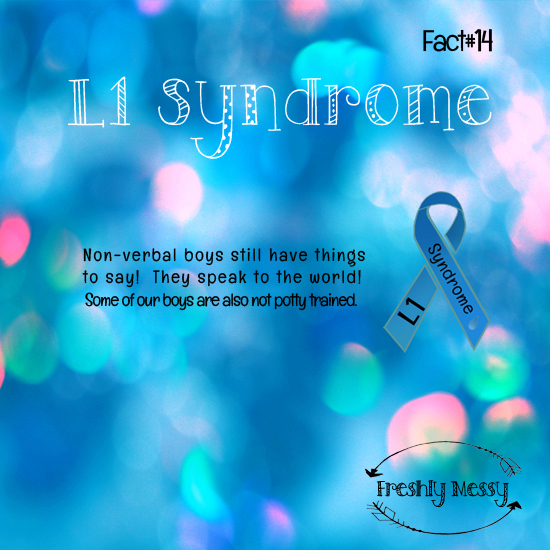 L1 Syndrome Awareness (14)