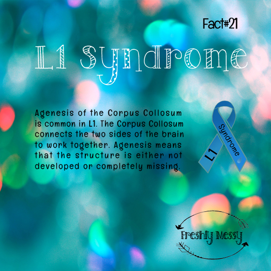 L1 Syndrome Awareness (21)