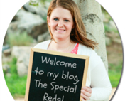 blogger tip the special reds