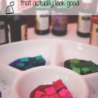 Do It Yourself Beautiful Grimm's Wooden Rainbow Blocks that Actually Work!