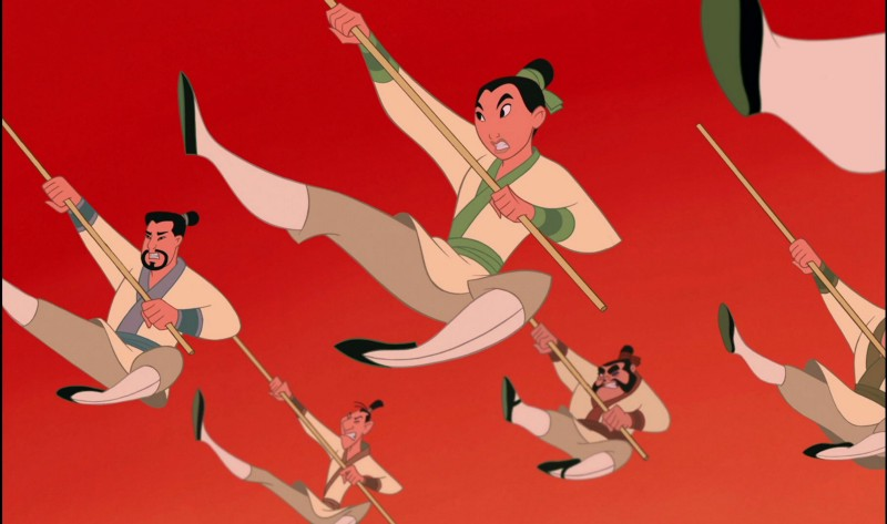 Ang Lee Shakes His Head, Remembers Who He Is, And Turns Down Disney's Live Action Mulan Remake