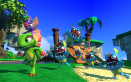 Experiencing Content: Praying at the Alter of Yooka Laylee