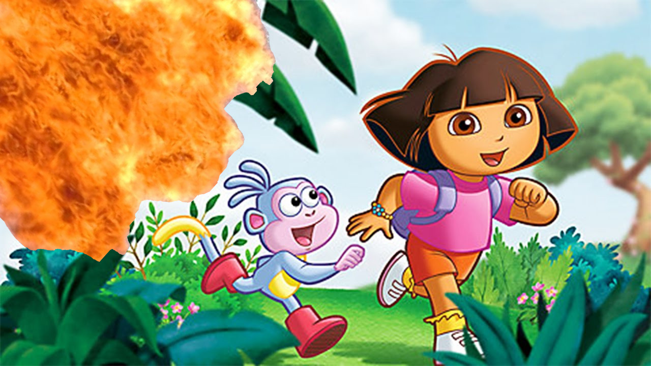 Today In Headlines That Sound Like April Fool's Day Gags: Michael Bay is Producing A Live Action Dora The Explorer Movie