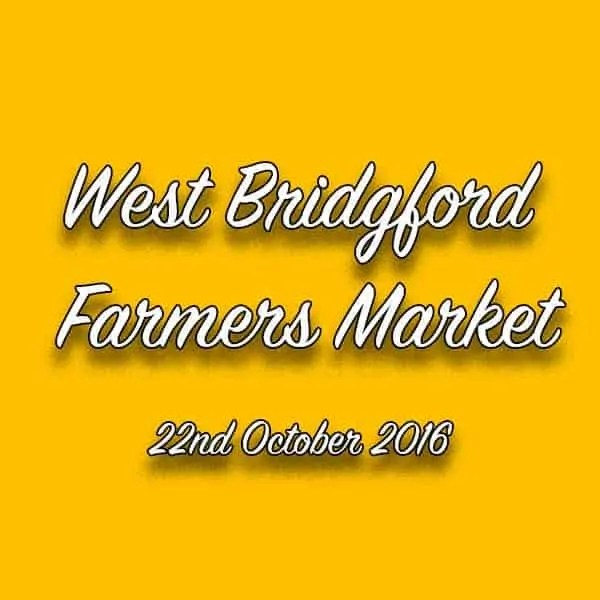 West Bridgford Farmers Market!