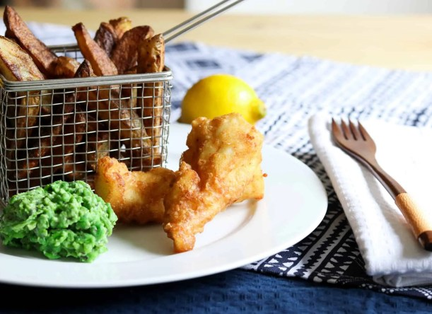 Advieh Fish and Chips