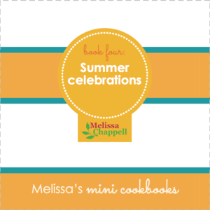 Mini Cookbook: Summer Celebrations