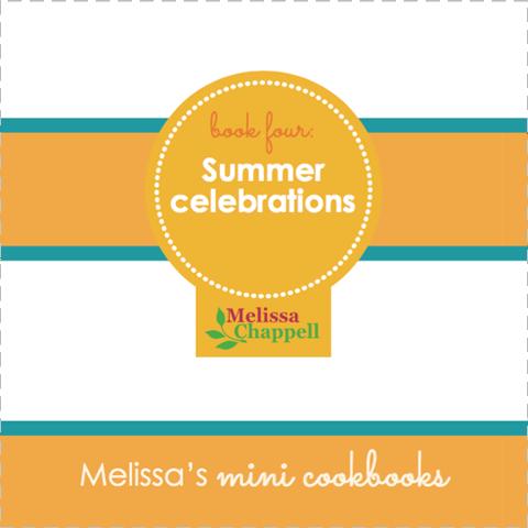 Mini Cookbook: Summer Celebrations