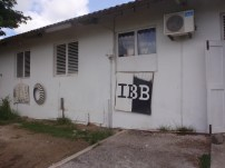 Outside the IBB