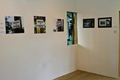 'A Negation of Preconceptions' curated by Natalie McGuire