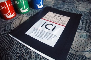 Independent Curators International (ICI) shares Project 35 Volume 2. Photograph by Katherine Kennedy.