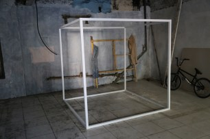 Repositioned Objects Series. Photograph by Kara Springer.