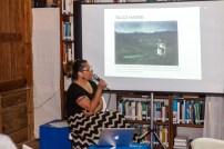 Torika Bolatagici presenting at FRESH MILK XIX