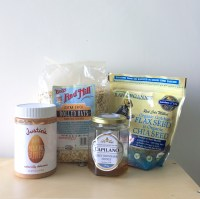 no bake lactation bite ingredients