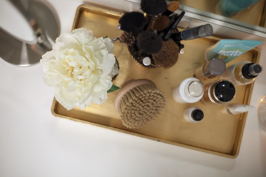 beauty tray