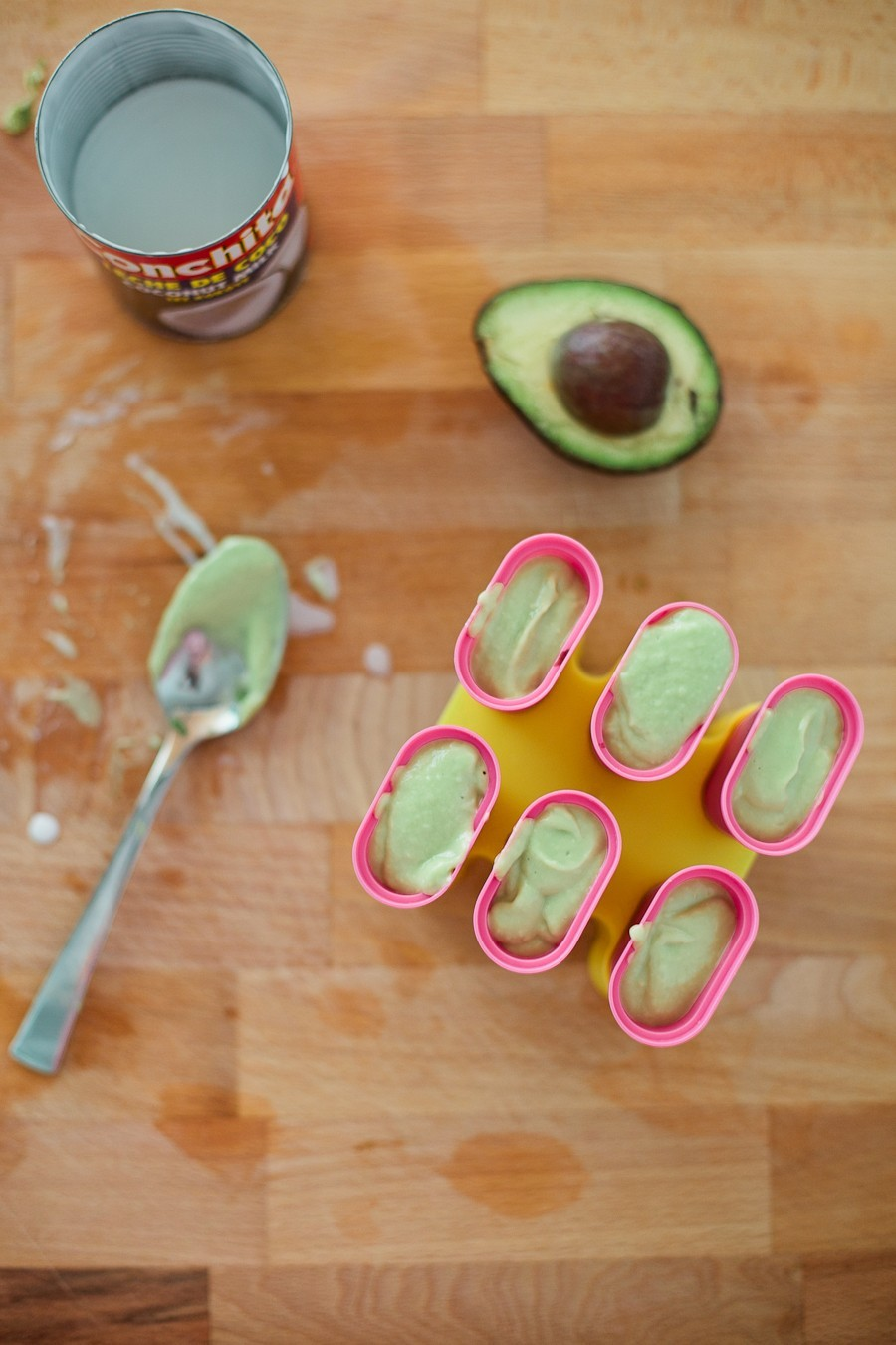 Tropical Avocado Popsicle by Fresh Mommy Blog