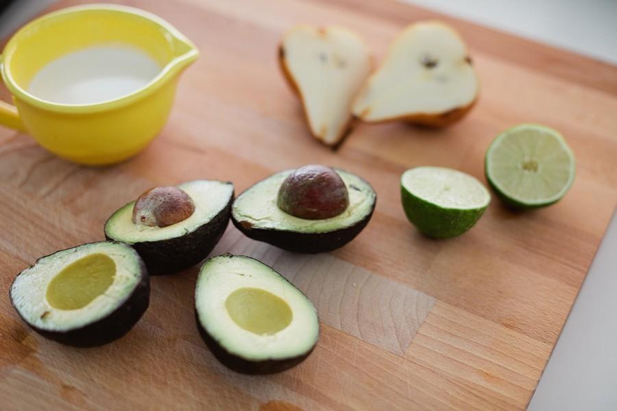 Tropical Avocado Popsicle-7