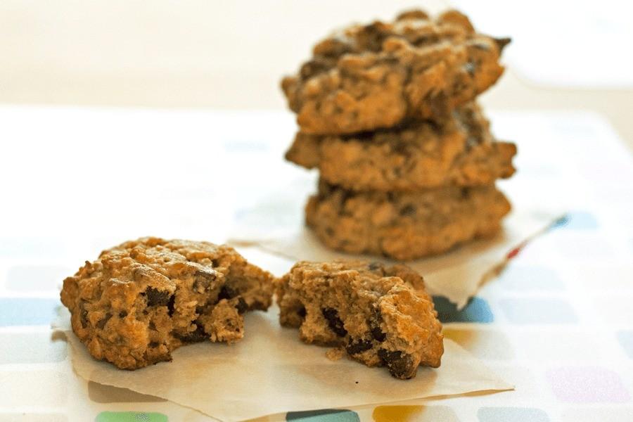 Eats // Monster Milk Cookies