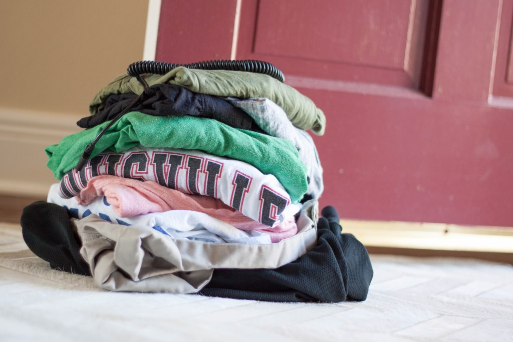 Declutter with the Minimalism Game with Fresh Mommy Blog