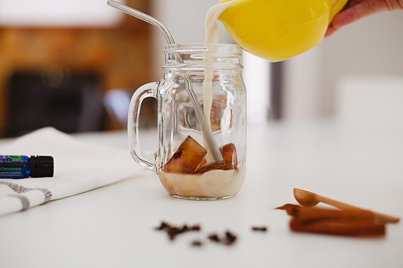 Dirty Iced Chai Tea Recipe
