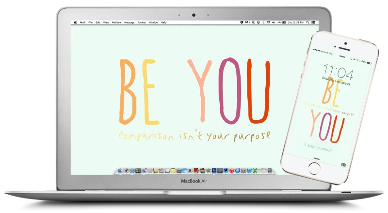 BE YOU free download