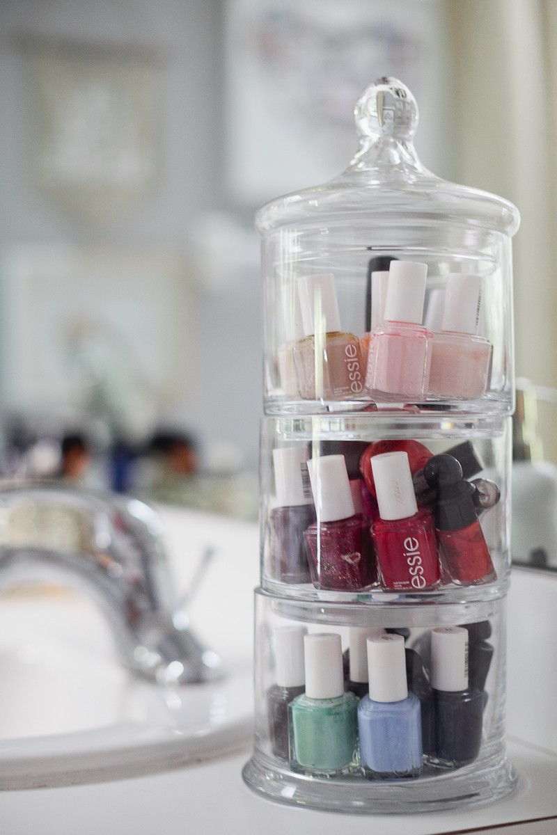 Spring Cleaning and Organize Your Vanity-5