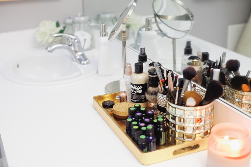 Spring Cleaning and Organize Your Vanity - Tips from Fresh Mommy Blog-5