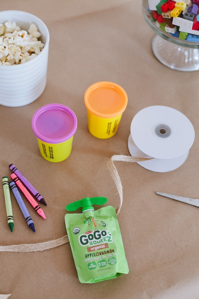 Tips for a Ridiculously Easy Table to Keep Kids Entertained for any Party-2