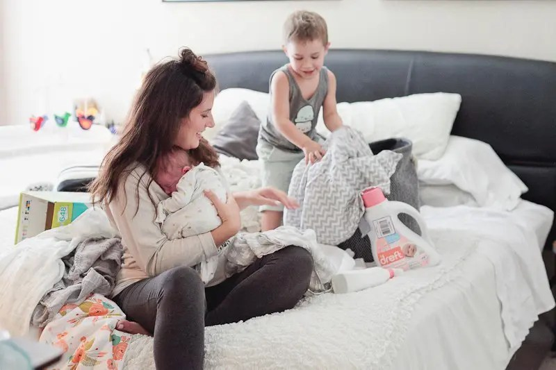 10 Rules for a Thriving (Not Just Surviving) Life with Kids (and a Newborn)